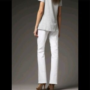 Joes jeans white muse jeans 26 x 33